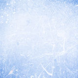 Bright   Abstract Textured background  with scratches cyan blue Royalty Free Stock Photography
