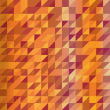 Bright abstract triangles Royalty Free Stock Images