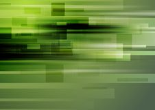 Bright abstract vector shapes design Stock Images