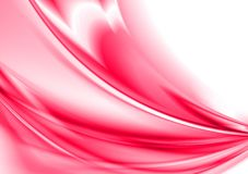 Bright abstract wavy design Royalty Free Stock Images