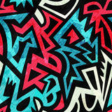Bright ancient seamless pattern Royalty Free Stock Photos