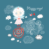 Bright Angel Royalty Free Stock Image