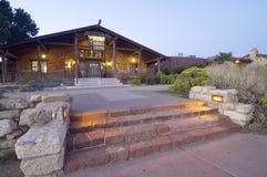 Bright Angel Lodge Royalty Free Stock Photos