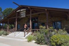 Bright Angel Lodge Royalty Free Stock Photo