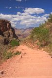 Bright Angel trail Stock Photography