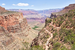 Bright Angel Trail Stock Photos