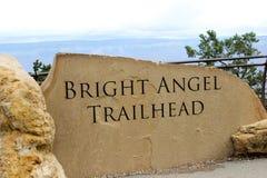 Bright Angel Trailhead Stock Photos
