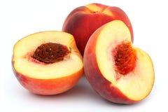 Bright apricot close-up Royalty Free Stock Photo