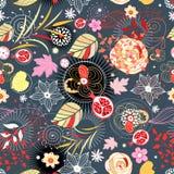 Bright Autumnal Pattern Royalty Free Stock Photo