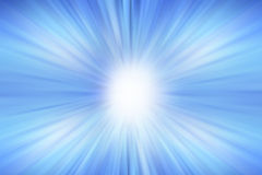 Bright background. Bright blue surreal streaked background Royalty Free Stock Photography