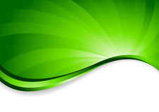 Bright background in green color Stock Photo