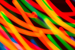 Bright background of lights Royalty Free Stock Photography