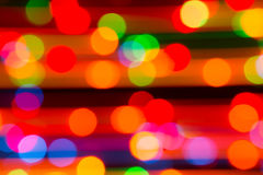 Bright background of lights Stock Images