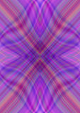 Bright background in purple colors with intersecting rhombuses Royalty Free Stock Images