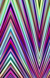 Bright background of strips. Bright image. Vector. Abstract unique illustration and decoration. Purple and blue, black and green colors on a picture. Oil paint royalty free illustration