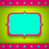 Bright banner Royalty Free Stock Images