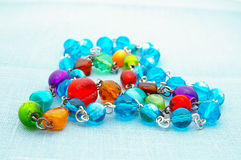 Bright beads Royalty Free Stock Images