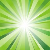 Bright beams Stock Images