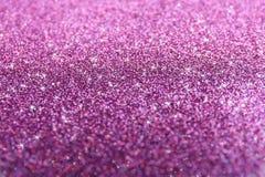 Bright beautiful shining purple glitter royalty free stock photo