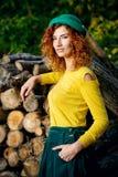 Bright beauty Stock Image