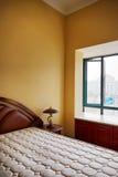 Bright bedroom Stock Image