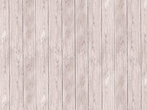 Bright beige wooden desks surface floor - background Royalty Free Stock Photography
