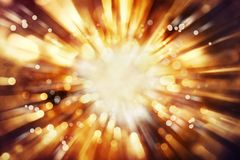 Blast background Royalty Free Stock Photography