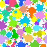 Bright  blots Stock Images