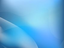 Bright blue abstract background.  + EPS10 Stock Photography