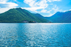 The bright blue sea Royalty Free Stock Image