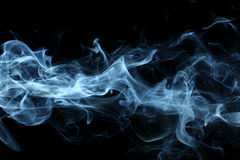Smoke background Royalty Free Stock Images