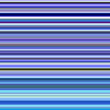 Bright blue stripes. Royalty Free Stock Photography