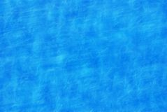 Bright blue texture with curls Stock Photography
