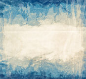 Bright blue textured background Stock Photo