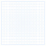 Bright blueprint square grid texture. Stock Photography