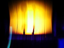 Bright and  blurred. The beautiful bright color blurred abstract background fromlight bonfire pass cloth scene Stock Photography