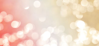 Bright bokeh background Royalty Free Stock Photography