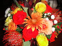 Bouquet of Colour. BEAUTIFUL FLOWERS FOR EVERY OCCASION Royalty Free Stock Photo