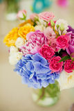 Bright bouquet Royalty Free Stock Photos