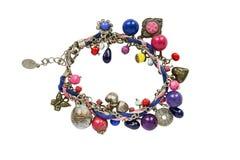Bright bracelet Royalty Free Stock Photos
