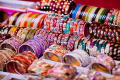 Bright bracelets Royalty Free Stock Photos