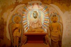 Bright buddha Royalty Free Stock Photos