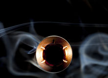 Bright bullet Royalty Free Stock Image