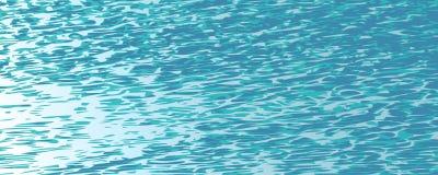 Bright_calm_sea_surface illustration stock