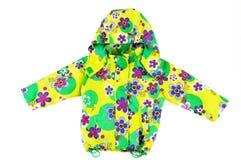 Bright children's jacket Stock Photos