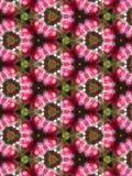 Bright Christmas Kaleidoscope Stock Images
