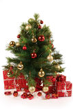 Bright christmas tree Royalty Free Stock Photography