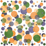 Bright  Circles Background Royalty Free Stock Photography