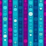 Bright circles seamless patern Stock Photos