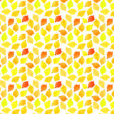 Bright citrus tropical delicious sweet cute lovely tasty yummy summer lemons, oranges, grapefruits pattern Royalty Free Stock Photo
